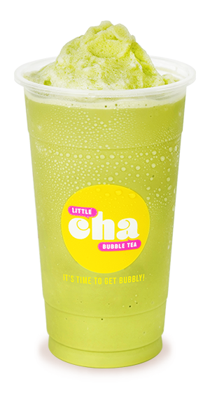 Matcha (Green Tea) Frappe